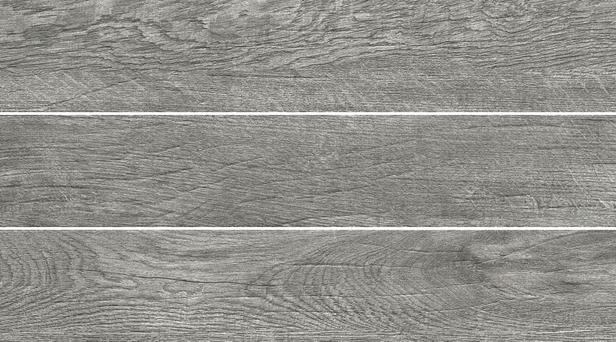 Grey ceramic wood tile
